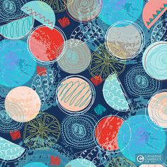 Catherine Charnock | Make it in Design | Module 3 - Monetising your designs | The Art and Business of Surface Pattern Design | April 2015