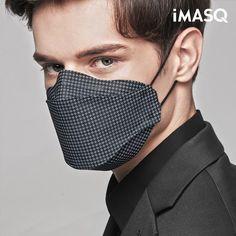 Mens Face Mask, Easy Face Masks, Diy Face Mask, Mascara 3d, Nose Mask, Fashion Face Mask, Mouth Mask, Diy Mask, Mask Design