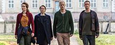 Arvingarna - Dansk tv serie