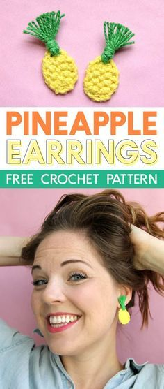 how to crochet pinea