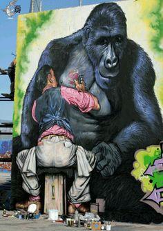Tremendo Gorilla