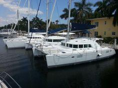 Lagoon 440, 420, 570 Catamarans for sale