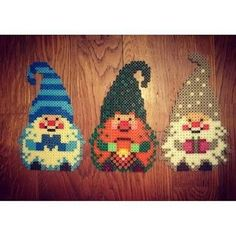3 Christmas Elves