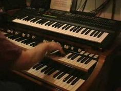 TOPSY II on the Hammond Organ (+playlist)