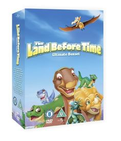 The Land Before Time Collection (13 Films) – 13-DVD Box Set ( The Land Before Time / The Great Valley Adventure / The Time of the Great Giving / Journey Through the Mists / The Mys [ NON-USA FORMAT, PAL, Reg.2.4 Import – United Kingdom ]  http://www.videoonlinestore.com/the-land-before-time-collection-13-films-13-dvd-box-set-the-land-before-time-the-great-valley-adventure-the-time-of-the-great-giving-journey-through-the-mists-the-mys-non-usa-format-p/