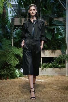 Hermes Ready To Wear Spring Summer 2014 Paris - NOWFASHION