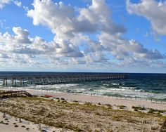 Navarre Beach is the closest to heaven you can get