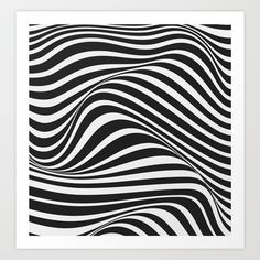 Wave Art Print by Tracie Andrews. Worldwide shipping available at Society6.com. Just one of millions of high quality products available.
