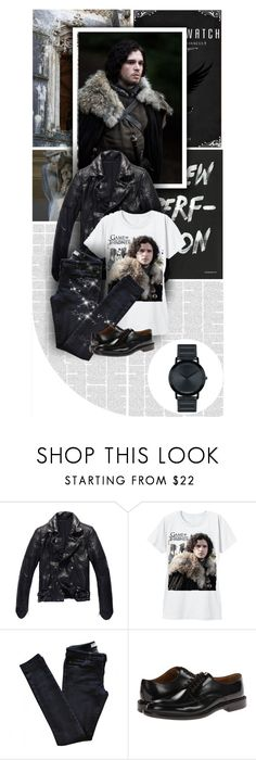 """908"" by melanie-avni ❤ liked on Polyvore featuring Vanessa Bruno Athé, Paul Smith, Movado, men's fashion and menswear"