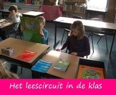 Leescircuit Het doel hiervan is dat de kinderen veel leeskilometers maken en dat ze plezier in het lezen hebben. Grade 1, Third Grade, Teaching Schools, Language Lessons, Fun Learning, Spelling, Montessori, Circuit, Classroom