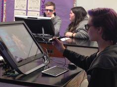 North Cedar Community School District utilizes zSpace technology in the Jr/Sr High School District, Mathematics, Iowa, Jr, Engineering, Classroom, Community, Student, Science