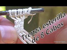 """Otra trenza de 8 tientos (Esterilla) """"El Rincón del Soguero"""""""