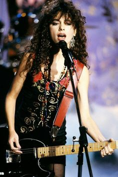 """Led by singer-guitarist Susanna Hoffs, the all-female band became synonymous with the ' 80s thank to songs such as """"Manic Monday"""" and """"Walk Like an Egyptian."""" Description from pinterest.com. I searched for this on bing.com/images"""