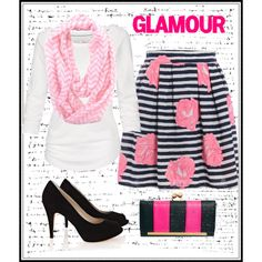 Glamour by modestlyme97 on Polyvore featuring мода, Fat Face, Tenki, Karen Millen and ASOS