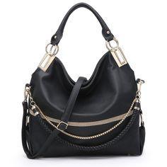 Studded Purse, Patchwork Designs, Handbags Online, Black Cross Body Bag, Fashion Handbags, Hobo Bag, Girls Bedroom, Bedroom Ideas, Studs