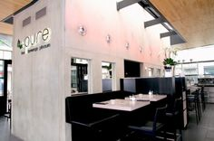 pure food beverage pleasure - PURE Cafe Bar Restaurant Köln