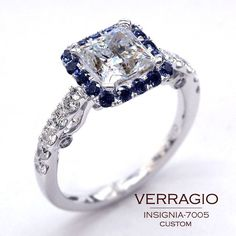 Sapphire Collection by Verragio Take a look at these gorgeous Engagement Rings by Verragio. Simply gorgeous and elegant Engagement Rings....