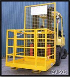 Canastillas para montacargas, carga de personal y seguridad industrial IMPORTAMOS EQUIPOS PARA MOVIMIENTO DE CARGA PLATAFORMAS Y  .. http://bogota-city.evisos.com.co/canastillas-para-montacargas-carga-de-personal-y-seguridad-indus-id-427179
