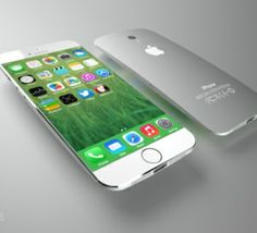 Superbe iPhone 6 avec 2 écrans différents