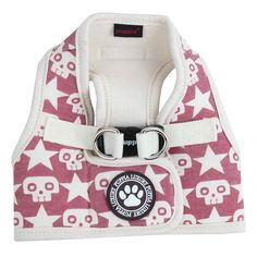 In Love with Skulls? check out the Puppia Sparrow Dog Harness, in Gorgeous Wine. Vest Pattern, Star Patterns, Dog Harness, Sling Backpack, Skulls, Australia, Wine, Luxury, Check