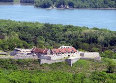 Fort Ticonderoga, Ticonderoga, NY - built by the Canadians and French, it was strategically placed in conflicts over trade routes and played an important role during the French and Indian War and again during the American Revolutionary War.