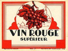 Vin Rouge Supérieur