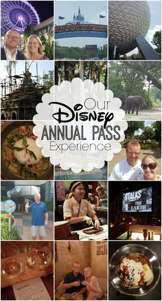Our Disney Annual Pass Experience  //  from South to Southwest Blog