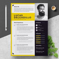 We make every piece of our resume design, such as text, color, photos, design spaces and other related topics, to ensure that you will definitely be selected for a job interview and we also hope that if you use our resume design you must be selected for your expected Job employment.#resume #simpleResume #minimalistResume #cvTemplate #cv #ProfessionalCV #resumeMac #resumeForWord #resumePages