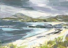 Imogen Bone - Borve, Isle of Barra. £700
