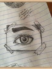"""I suck on the """"realistic"""" drawing, hey well on the .-Ich lutsche an der """"realistischen"""" Zeichnung, hey gut an der """"Cartoon"""" -Zeichnun… I suck on the """"realistic"""" drawing, hey well on the """"cartoon"""" drawing … drawings iDeen ✏️ - Easy Pencil Drawings, Sad Drawings, Pencil Drawing Tutorials, Art Drawings Sketches Simple, People Drawings, Drawing People, Disney Drawings, Drawing Tips, Good Drawing Ideas"""