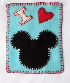 Patch / Quilting Square / Stitched Fleece by angelareesestudio, $4.99
