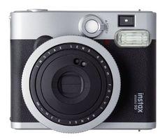 Amazon.com: Fujifilm Instax Mini 90 Neo Classic Instant Film Camera (Silver): Camera & Photo
