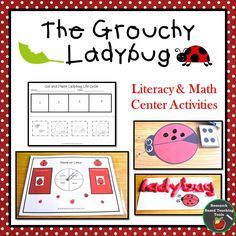 Key Words: Spring, ladybugs, insects, friendship, telling time, Preschool, Kindergarten, crafts, math, writing, time, ladybug life cycle, science, patterns, letter recognition, letter identification, number identification, more or less, addition, subtraction, Eric Carle, student, for kids, Common Core, fun, teaching, learning, lesson plan, classroom, first grade, home school, special education, reading, literacy centers, math centers, activities, children's book, tissue paper craft, task…
