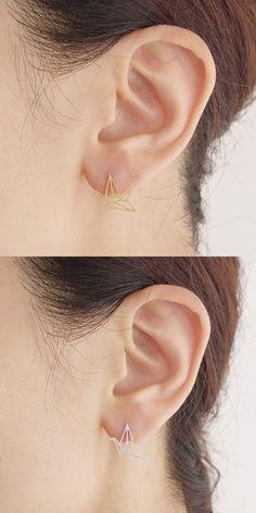 Strong-Willed Bluelans Rhinestone Faux Pearl Front & Back Earrings Sweet Ladys Ear Studs Earbobs Women Stud Earrings Earrings