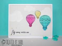 Barb's Studio Creations: Addicted to CAS Challenge # 91