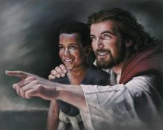 Remember the last time you felt inspired? I mean, really inspired. Where you couldn't wait to get up and do some good, accomplish something, make a difference. Aaahh, there's nothing like that feeling! To me, Jesus Christ is synonymous with inspiration. http://bowman-art.com/selections/inspire.htm