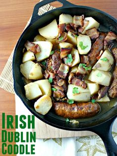 How to Make an Irish Dublin Coddle Recipe