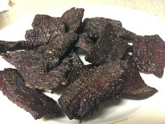 Images of Food. Homemade Beef Jerky, Jerky Recipes, Food And Drink, Cooking, Health, Salud, Health Care, Kochen, Healthy