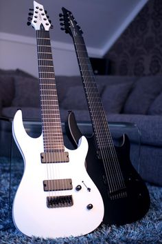 NGD - Not everything is black and white! (My 3rd and 4th Carvin DC800) - Sevenstring.org