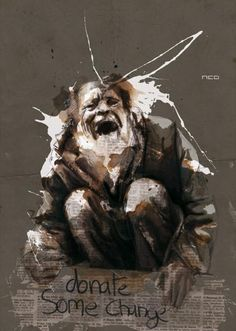 donate some change by florian nicolle.