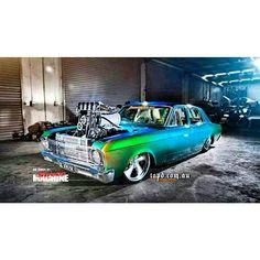 #streetmachine #ford #blower #burnoutcar #dragcar #insane #australianmusclecar #aussiecars #australiacarscene #showcar #slammed Australian Muscle Cars, Aussie Muscle Cars, Ford Girl, Ac Cobra, Power Cars, Drag Cars, Exotic Cars, Cool Cars, Scene