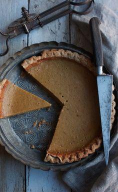 Fall Tradition – Pumpkin Pie!