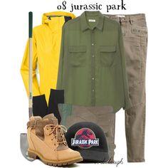 08 Jurassic Park -- DMA Challenge