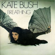 "Kate Bush - Breathing  7"" 1980"