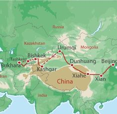 Silk Road to Samarkand via Kashgar - Lonely Planet