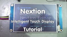 Touch Displays are very useful as input and output devices. But they are hard to program and it takes a long time. Iteadstudio created an innovative new gene...