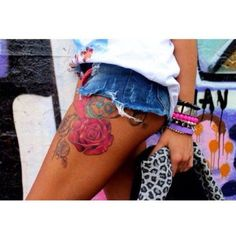 Like this leg piece I've always had a thing for sugar skulls but I like the rise as well