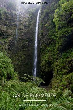 Madeira: Levada Wanderung zum Caldeirão Verde