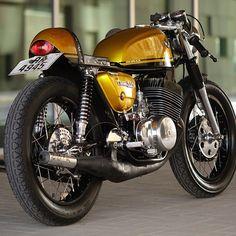 #Suzuki #t500 #caferacer