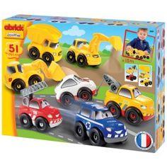 SET 7 VEHICULOS FAST CAR